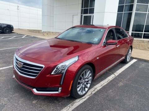 2018 Cadillac CT6 for sale at Jerry's Buick GMC in Weatherford TX