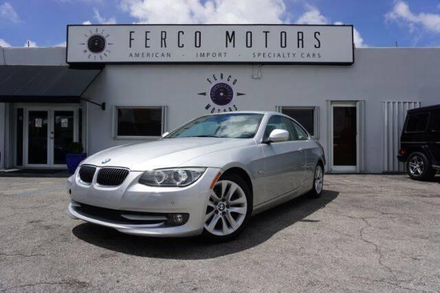 2012 BMW 3 Series for sale in Miami, FL