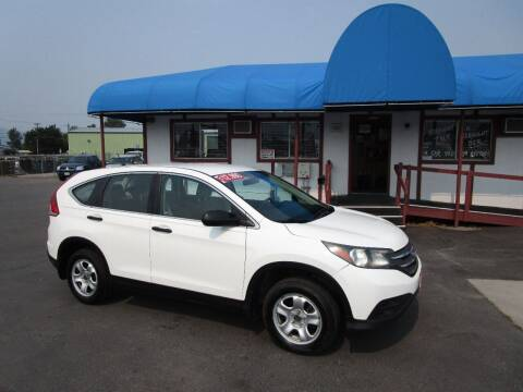 2012 Honda CR-V for sale at Jim's Cars by Priced-Rite Auto Sales in Missoula MT