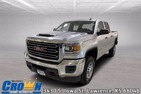 2019 GMC Sierra 2500HD for sale at Crown Automotive of Lawrence Kansas in Lawrence KS