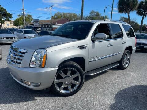 2011 Cadillac Escalade for sale at CHECK  AUTO INC. in Tampa FL