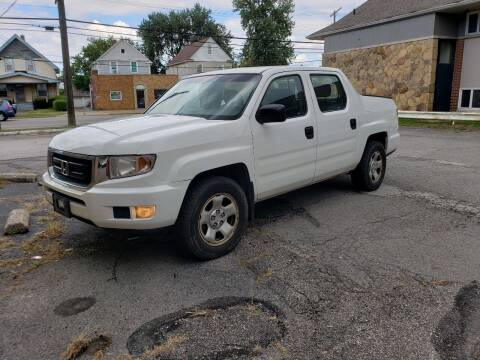 2009 Honda Ridgeline for sale at USA AUTO WHOLESALE LLC in Cleveland OH