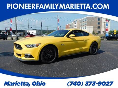 2017 Ford Mustang for sale at Pioneer Family preowned autos in Williamstown WV