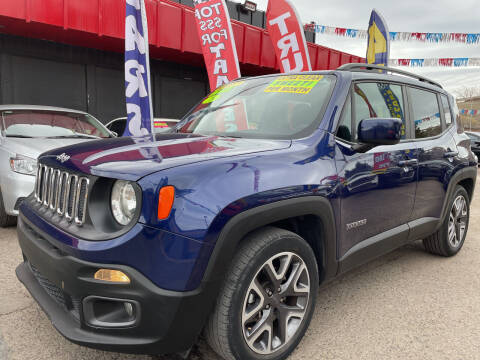 2018 Jeep Renegade for sale at Duke City Auto LLC in Gallup NM