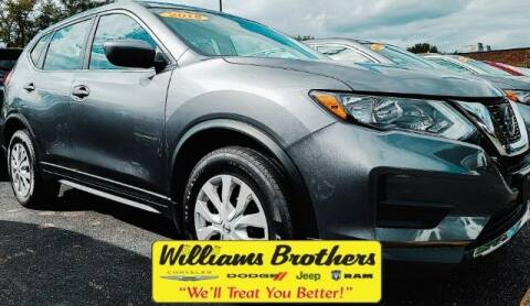2018 Nissan Rogue for sale at Williams Brothers - Pre-Owned Monroe in Monroe MI