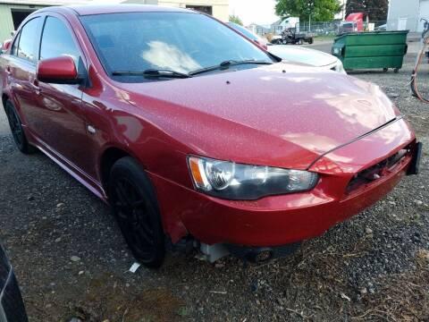 2008 Mitsubishi Lancer for sale at 2 Way Auto Sales in Spokane Valley WA