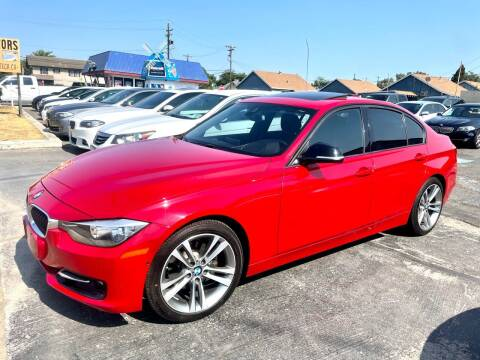 2012 BMW 3 Series for sale at Sunset Motors in Manteca CA