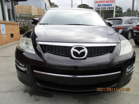 2009 Mazda CX-9 for sale at Atlantic Motors in Chamblee GA