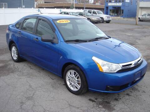 2010 Ford Focus for sale at Midtown Autoworld LLC in Herkimer NY