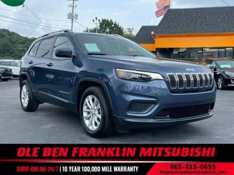2020 Jeep Cherokee for sale at Ole Ben Franklin Mitsbishi in Oak Ridge TN