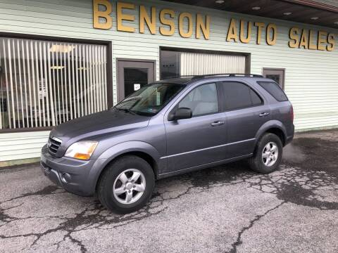 2008 Kia Sorento for sale at Superior Auto Sales in Duncansville PA