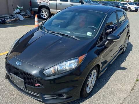 2014 Ford Fiesta for sale at MAGIC AUTO SALES - Magic Auto Prestige in South Hackensack NJ
