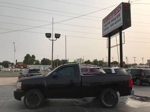 2008 Chevrolet Silverado 1500 for sale at United Auto Sales in Oklahoma City OK