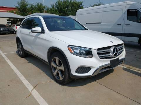 2016 Mercedes-Benz GLC for sale at Excellence Auto Direct in Euless TX