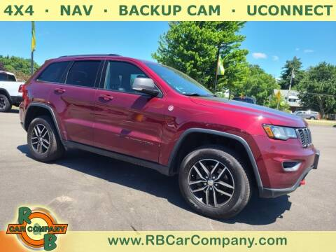 2017 Jeep Grand Cherokee for sale at R & B Car Company in South Bend IN