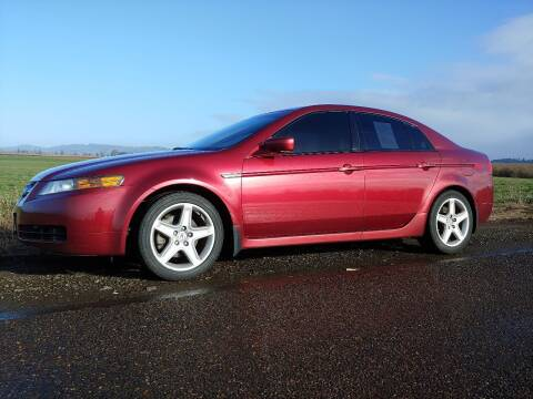 2006 Acura TL for sale at M AND S CAR SALES LLC in Independence OR