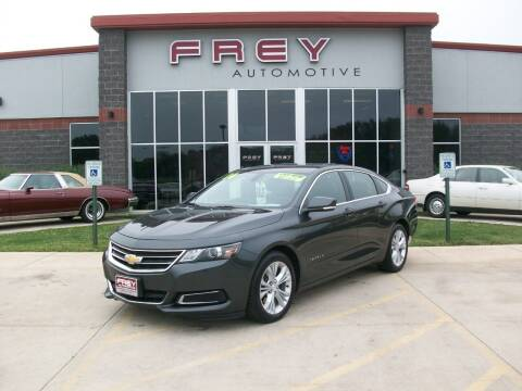 2014 Chevrolet Impala for sale at Frey Automotive in Muskego WI