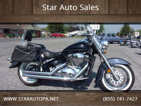 2011 Suzuki Boulevard  for sale at Star Auto Sales in Fayetteville PA
