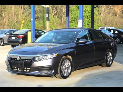 2019 Honda Accord for sale at Inline Auto Sales in Fuquay Varina NC