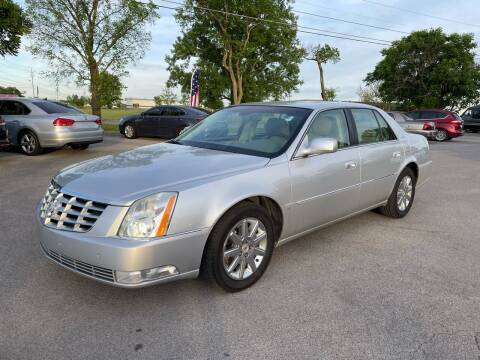 2009 Cadillac DTS for sale at International Cars Co in Murfreesboro TN
