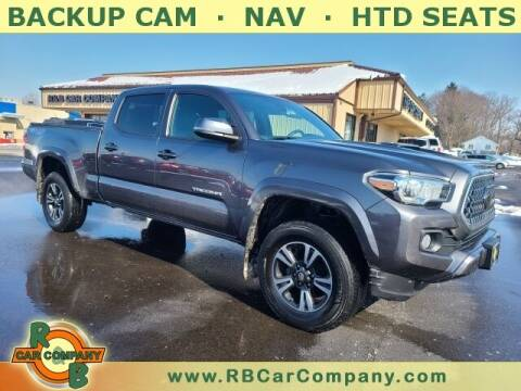 2018 Toyota Tacoma for sale at R & B Car Company in South Bend IN