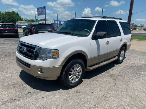 2012 Ford Expedition for sale at Superior Used Cars LLC in Claremore OK