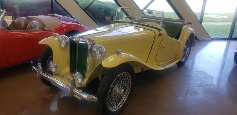 1949 MG T-Series for sale at Its Alive Automotive in Saint Louis MO