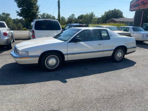 1992 Cadillac Eldorado for sale at Drivers Auto Sales in Boonville NC