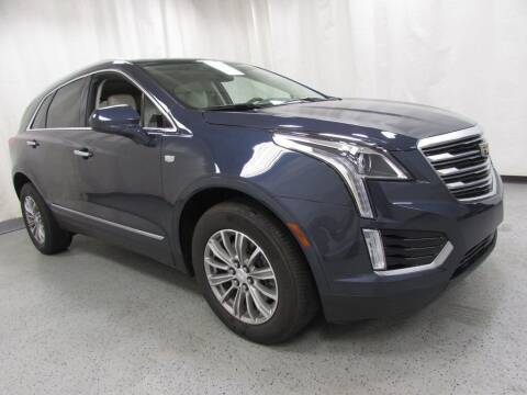 2018 Cadillac XT5 for sale at MATTHEWS HARGREAVES CHEVROLET in Royal Oak MI