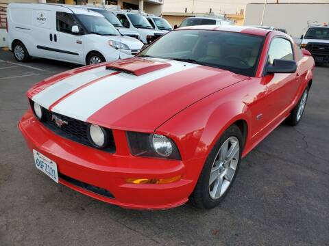 2007 Ford Mustang for sale at Convoy Motors LLC in National City CA