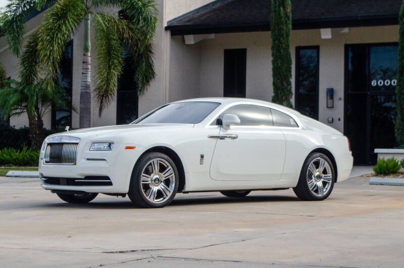 2016 Rolls-Royce Wraith for sale at Exquisite Auto in Sarasota FL