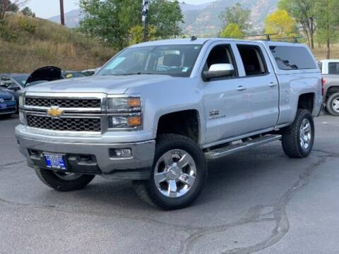 2014 Chevrolet Silverado 1500 for sale at Lakeside Auto Brokers Inc. in Colorado Springs CO