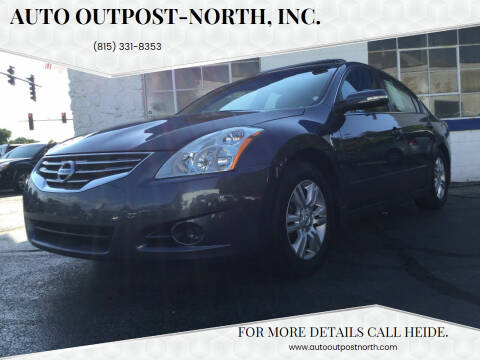 2010 Nissan Altima for sale at Auto Outpost-North, Inc. in McHenry IL