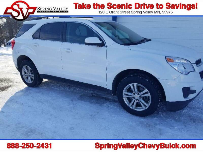 2014 Chevrolet Equinox for sale at Spring Valley Chevrolet Buick in Spring Valley MN