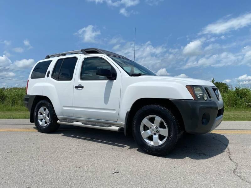 2010 Nissan Xterra for sale at ILUVCHEAPCARS.COM in Tulsa OK