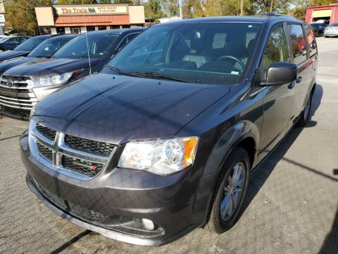 2020 Dodge Grand Caravan for sale at THE TRAIN AUTO SALES & LEASING in Mauldin SC