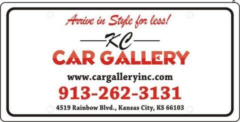 2007 Honda Civic for sale at KC Car Gallery in Kansas City KS