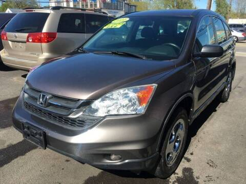 2011 Honda CR-V for sale at Dijie Auto Sale and Service Co. in Johnston RI