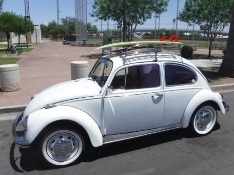 1969 Volkswagen Beetle for sale at J & E Auto Sales in Phoenix AZ