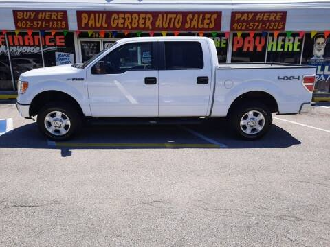 2009 Ford F-150 for sale at Paul Gerber Auto Sales in Omaha NE