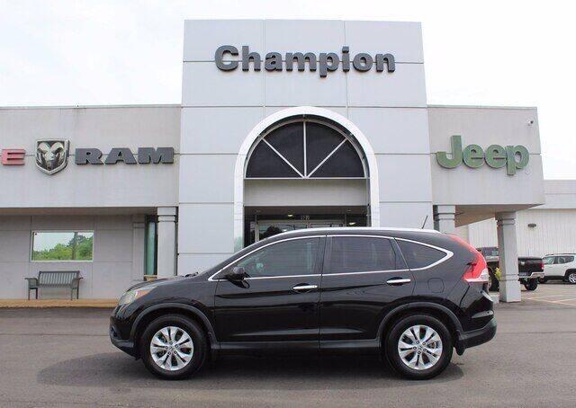 2013 Honda CR-V for sale at Champion Chevrolet in Athens AL