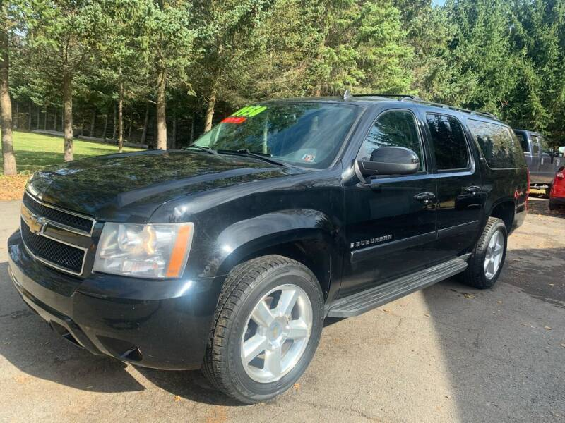 2008 Chevrolet Suburban for sale at SMS Motorsports LLC in Cortland NY
