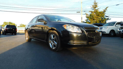 2009 Chevrolet Malibu for sale at Action Automotive Service LLC in Hudson NY