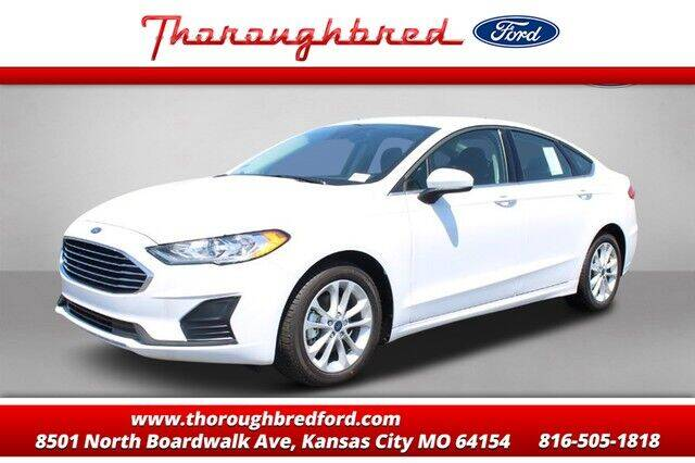 2020 Ford Fusion Hybrid for sale in Kansas City, MO