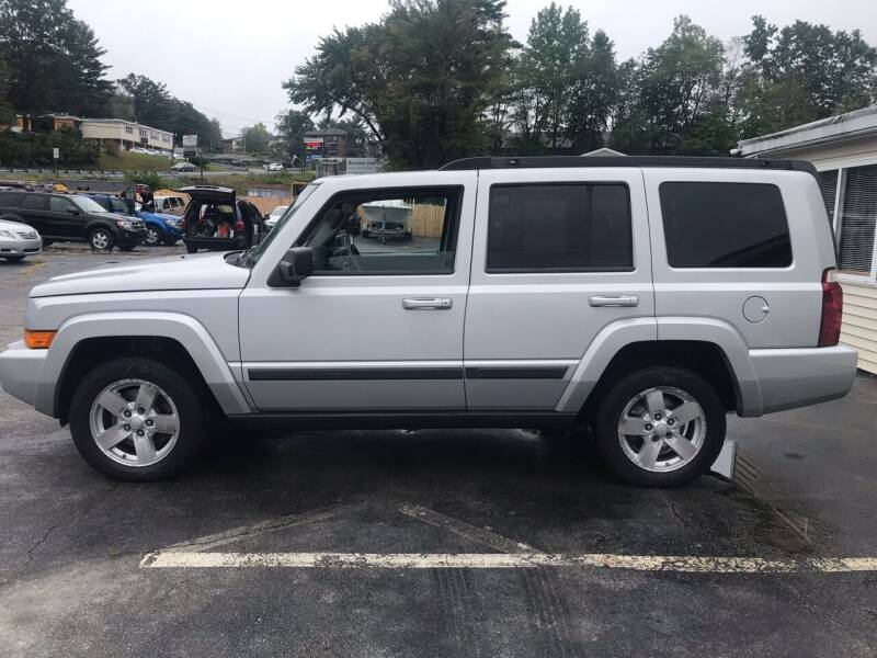 2007 Jeep Commander for sale at Premier Auto LLC in Hooksett NH