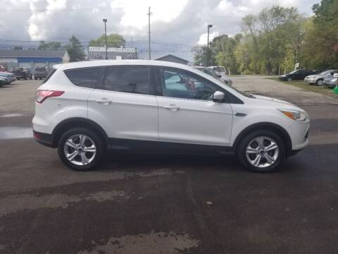 2013 Ford Escape for sale at Premier Automotive Sales LLC in Kentwood MI