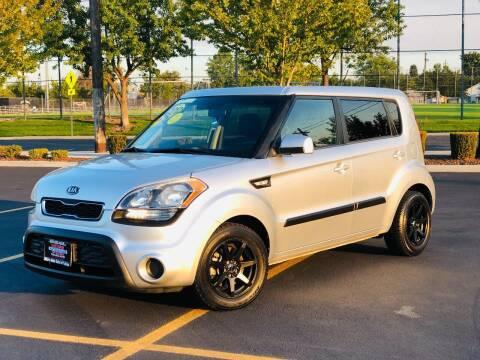 2012 Kia Soul for sale at Mike's Auto Sales of Yakima in Yakima WA