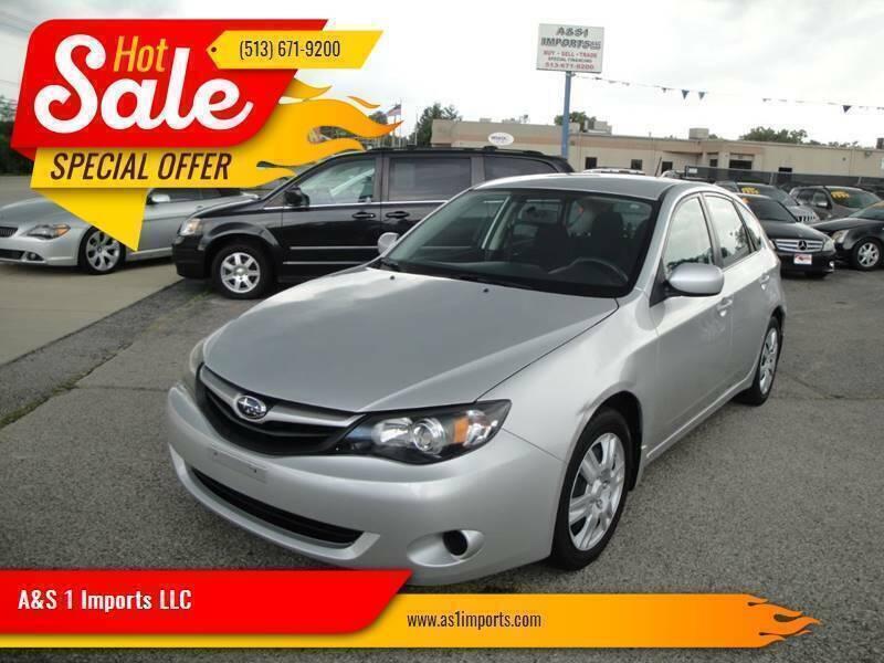 2011 Subaru Impreza for sale at A&S 1 Imports LLC in Cincinnati OH