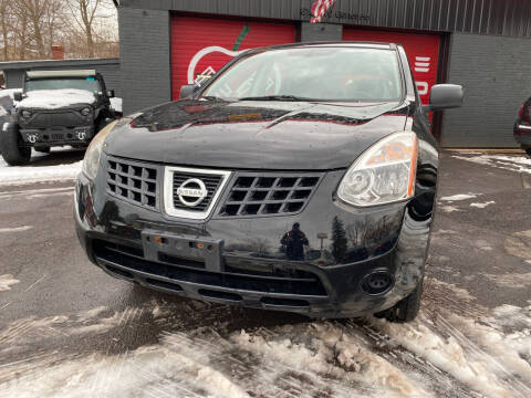 2009 Nissan Rogue for sale at Apple Auto Sales Inc in Camillus NY