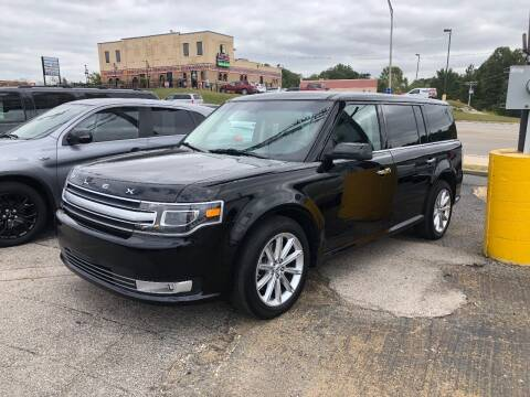 2019 Ford Flex for sale at Greg's Auto Sales in Poplar Bluff MO